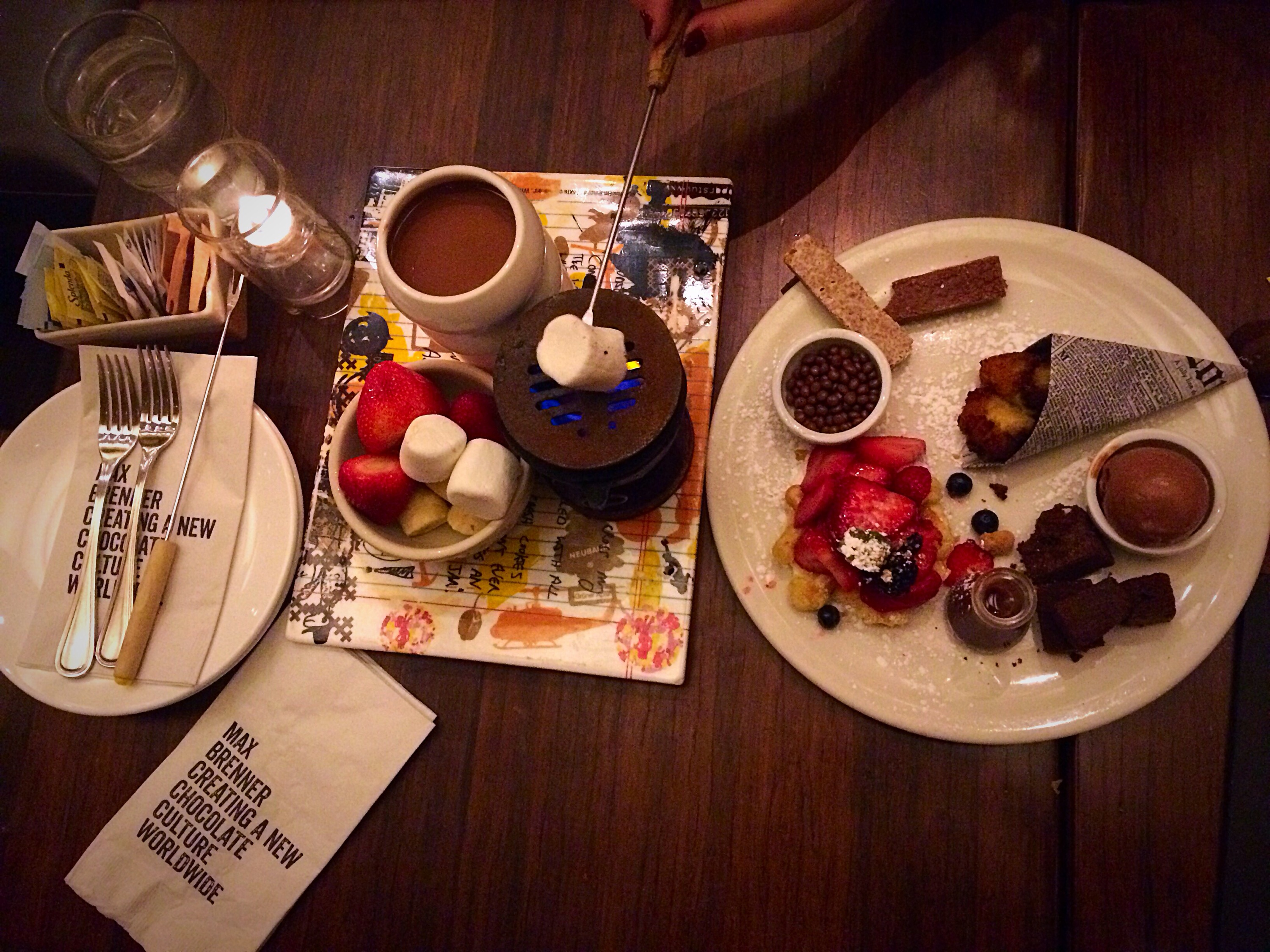 Most Instagram Worthy Restaurants in New York max brenner